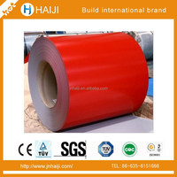 PPGI PPGL steel prime quality steel coils used in building construction materials