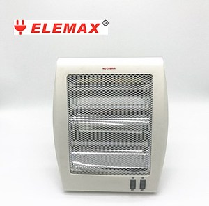 high quality 800W electric quartz heater in room