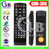 LED TV BOX STB SAT DVB OTT IPTV Remote Controller