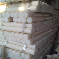 ESD Antistatic Natural Beige Nylon Rod