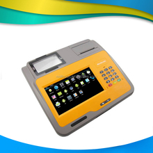 Innovation design!!! 7 inch touch screen all in one restaurant pos for restaurant------Gc039D