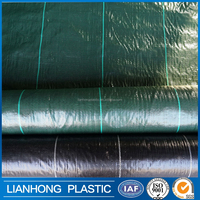 Agricultural landscape print fabric wholesale, new design weed control fabric, ecological weed mat fabric china