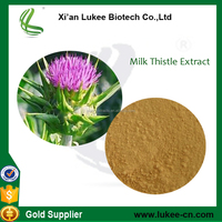 Water-soluble silymarin Goat milk extract/ Milk thistle/Silymarin/Silybin with reasonable price