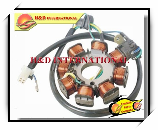 CG150 TITAN Motorcycle Magnetic Coil,high quality motorcycle magneto stator coil and motorcycle electrical parts
