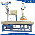 Liquid paint Semi-automatic weighing Filling and press capping Machine
