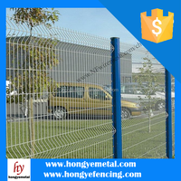 Professional Painted Or Cheap Fencing Materials