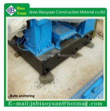 High strength non-shrink grout material