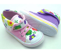 Animal Buckle Strap Baby Infant shoe For Girls