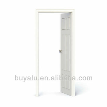 Powder Coating Aluminum door sell for Australia market