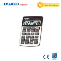 OS-260P Mini pocket electronic calculator