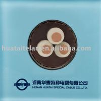450/750v 0.6/1kv flexible rubber mining cable