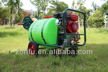 Agriculture garden sprayer, gasoline engine power sprayer with piston pump