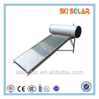 High Quality Flat plate solar water heater
