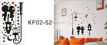 Great wall sticker for decorating room