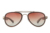 2018 new style wood glasses with metal bridge sunglasses WXP183