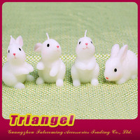 Fashion Wholesale Birthday Favors Cute Rabbit Candles