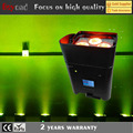 China cheap price 4x12w rgbwa uv led flat battery powered led par can light with wifi controlro