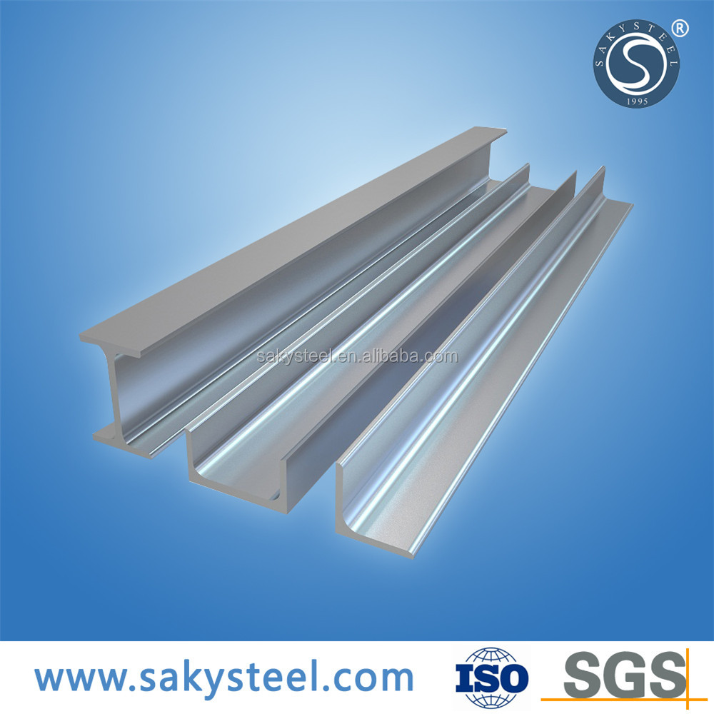 I beam stainless steel bar stock