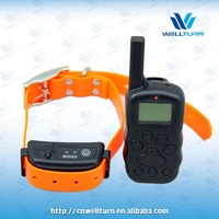 China Wholesale Pet Products Remote Controller for Dogs with 2 Years Warranty