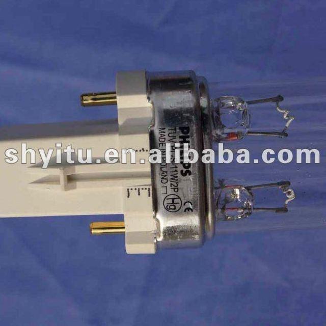 Philips TUV PL-S 11W/2P UV germicidal lamps