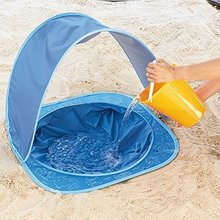 Yoler Automatic Pop Up Shade Portable UV Sun Shelter Baby Beach Tent
