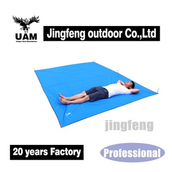 Waterproof outdoor tent ground cloth mat picnic mat