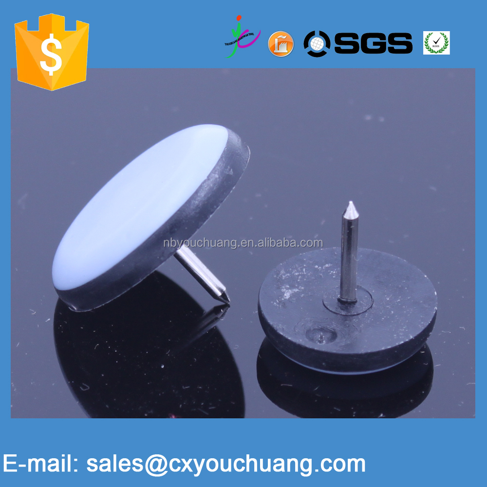 30mm ptfe base glides teflon glides for chairs