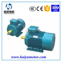 Y2 series 20 kw 3 phase induction generator electric motor