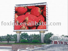 HD hot sale high resolution P16 led outdoor full color LED display