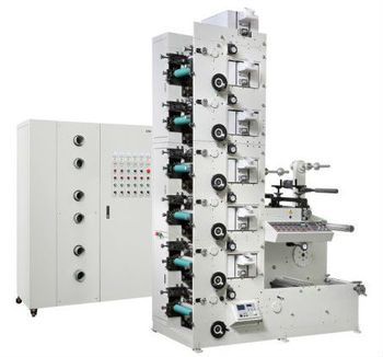 High Quality UV Printing Machine RY-320-6C