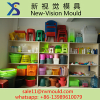 Plastic household injection mould