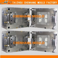 2015 plastic thermoforming rubber mold maker with standard SKD11 electronic (good quality)
