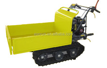 MOTORISED MINI CRAWLER TRACTOR LODER