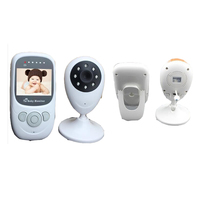 2016 Wireless WIFI Baby camera, baby monitor