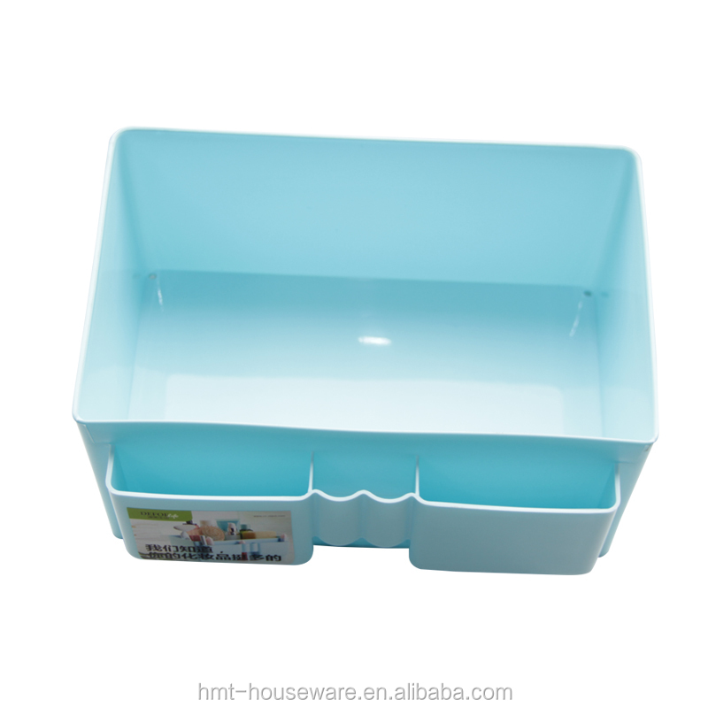 Taizhou Hengming plastic wholesale household make up storage caddy