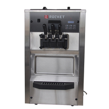 High efficient Keep-fresh soft ice cream making machine