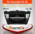 HIFIMAX Android 4.4.4 car radio dvd gps navigation system for Hyundai Tucson/IX35 WITH Capacitive screen+HD1024*600 Resolution