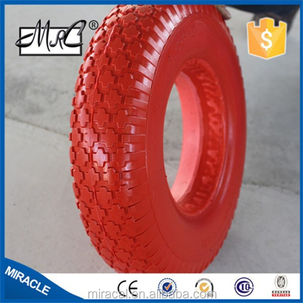 350mm Wheel PUNCTURE PROOF TYRE 3.50-8
