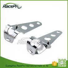 Wholesale light fixture mounting bracket,adjustable head light bracket 23mm-30mm