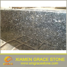 High Quality Norway Granite Silver Pearl Big and Small Slab