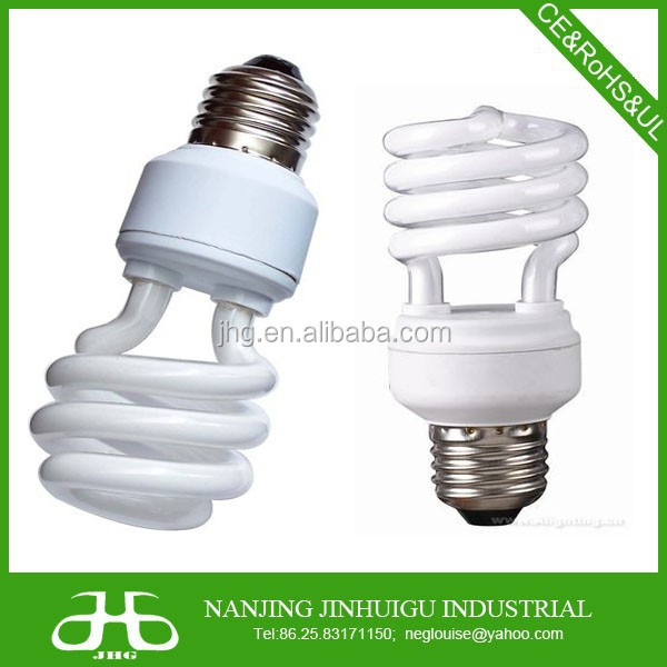 E27 Spiral 11W Energy Efficient Lights,CFL,Compact Fluorescent Light