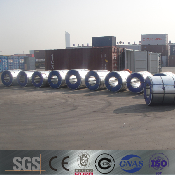 Wholesale China Custom Good Quality GI coil