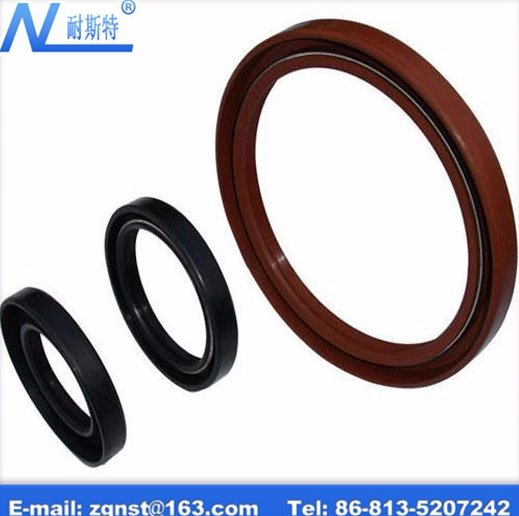 Sichuan NaiSiTe-ZNO5 series metal oil seal with rubber for oil seal with o ring type
