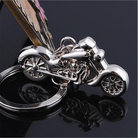 llaveros!Creative casual metal Vintage Motorcycle keychains keyring fashion novelty items car keyfobs key holder Jewelry Gifts