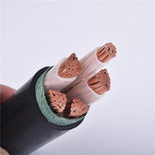 Xlpe insulated copper electric power cable armored 3.6 / 10kv