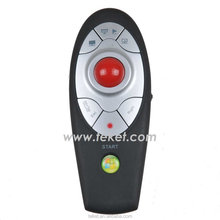 Anyctrl 2.4G Wireless Presenter with Trackbal Mouse LP05, Mouse Laser Pointer