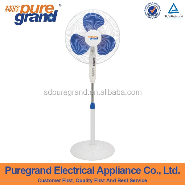 "Wholesale New Design big stand decorative standing 18""Remote Control Fan"