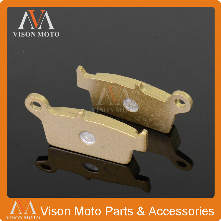 Rear Brake Pads For YZ125 YZ250 YZ400F YZ426F WR250 WR400F WR426F YZ YZF WR WRF Dirt Bike Off Road Motorcycle