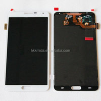 Design For samsung galaxy note 3 lcd with digitizer,clone display for samsung note 3 lcd touch screen