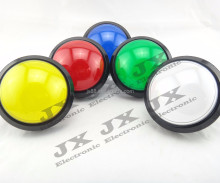 100mm Push Button Arcade Led Micro Switch Momentary Illuminated 12v Power Switch
